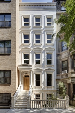 Zhang Xin's Manhattan Townhouse