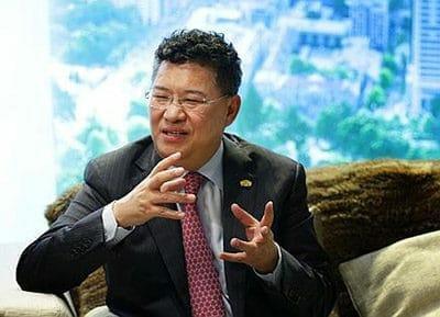 Zhang Yuliang Greenland