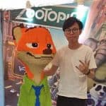 $15,000 Statue of Disney Zootopia Character Destroyed at Wanda Plaza