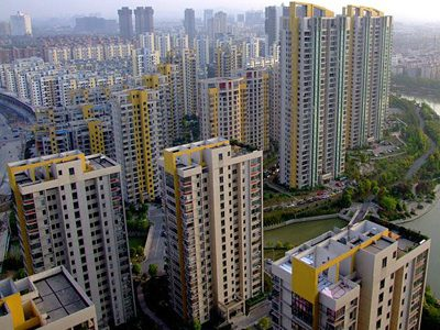 Home price growth in Wuxi hit 8.2 percent in September with the government hoping that comes down in October