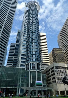 Chevron House Raffles Place
