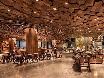 Starbucks Roastery Shanghai
