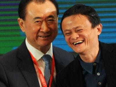 Alibaba Buys $1.2 Billion Stake in Wanda Film