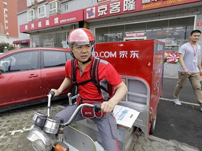 JD.com Logistics Unit Raises $2.5 Billion for Expansion