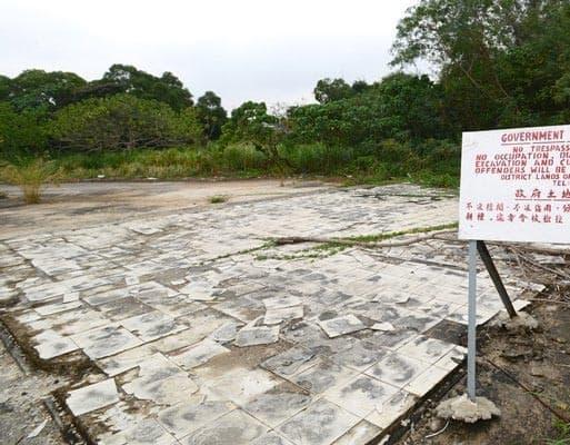 Tuen Mun Logistics Plot