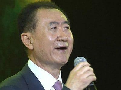 Wang Jianlin Dalian Wanda