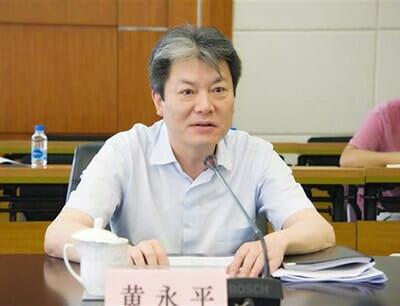 huang yongping MOHURD
