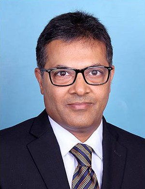 Logos India CEO Mehul Shah