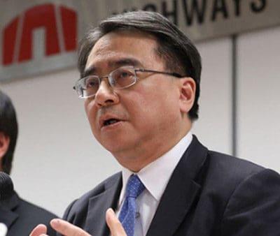 Jacob Kam MTR
