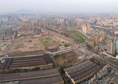 kerry site hangzhou
