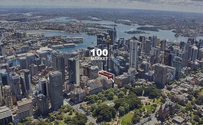 100 Market Sydney