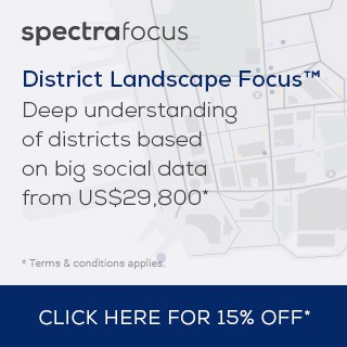 Spectra District Landscape A