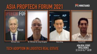 Proptech Forum: Logistics Tech