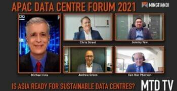 mtd tv sustainable data centres